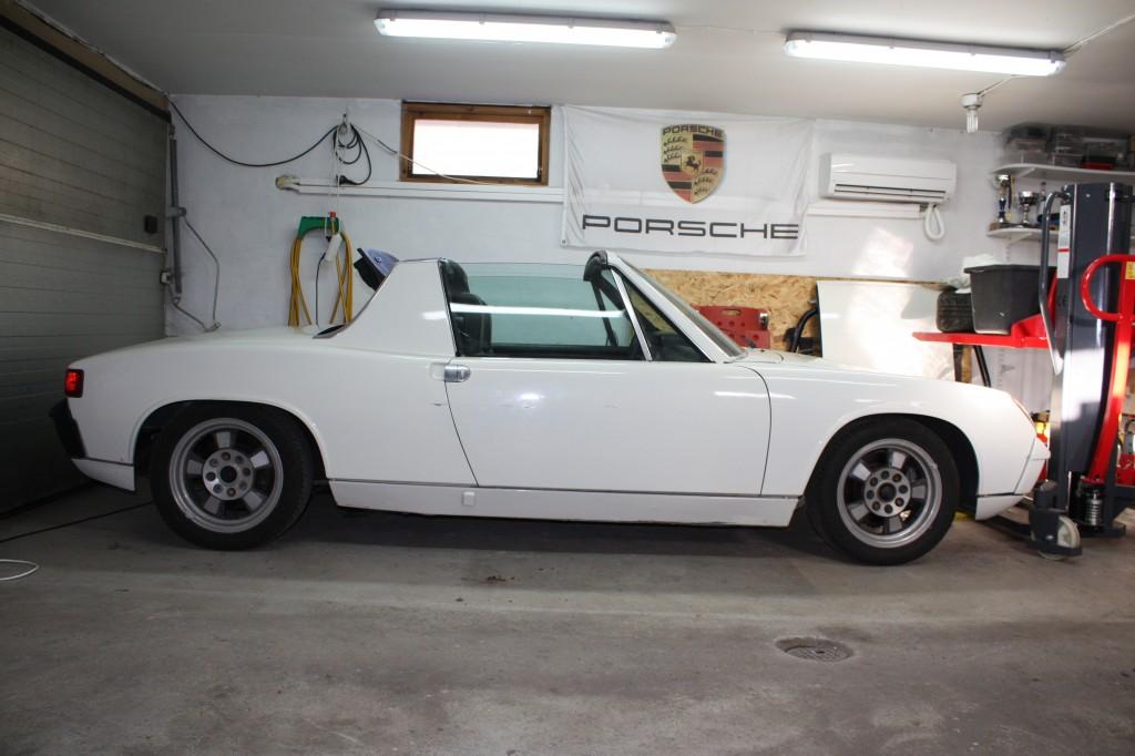 My 1974 Porsche 914